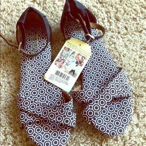 Toms x Johnathan Adler sandals